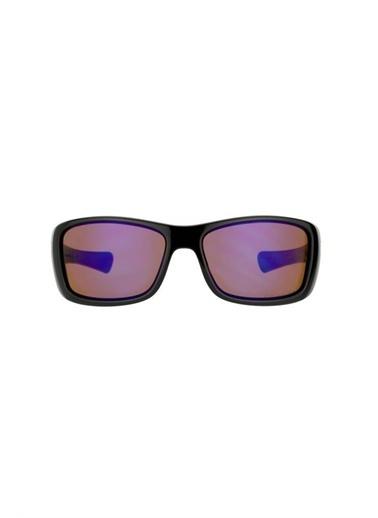 Oakley Oo 26-233 64-15-135 Erkek Güneş Gözlüğü Siyah